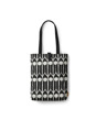 Littlephant shopper, feathers - Strl 38*28,5*4