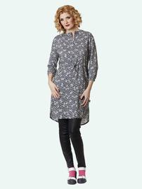 REA Dumilde Tabita flower skjortklänning