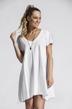 REA Ajlajk basklänning vit - Strl L