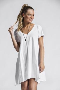 REA Ajlajk basklänning vit - Strl M