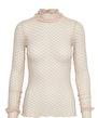 REA Culture Jennifer blouse rose dust - Strl L, rose dust