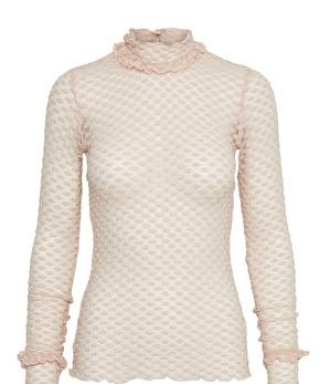 REA Culture Jennifer blouse rose dust - Strl S, rose dust