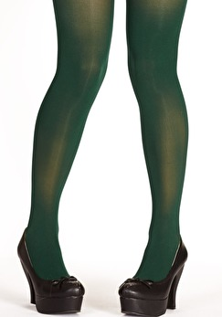 Margot tights oliv - one size