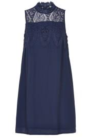 REA Culture Remus klänning marinblå