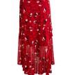 REA Object Marianna omlottkjol, röd