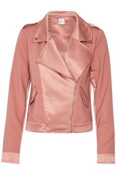 REA Culture Malin biker jacket SVART - Strl 40