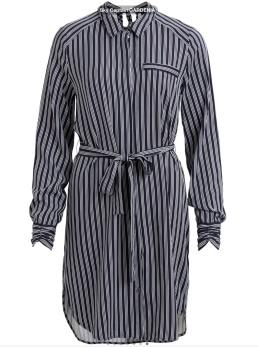 REA Object Anuja skjortklänning - Strl 38