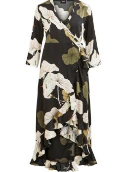 REA Object Pantheon dress, svart - Strl 34