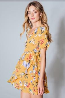 REA Rut&Circle Eleonor dress - Strl L