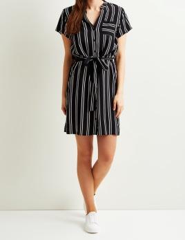 REA Object Katie skjortklänning - Strl 34