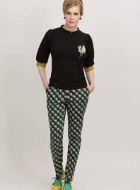 REA Margot Birdkiss pants