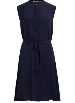 Object Hastings klänning marin - Strl 34