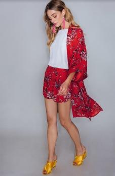 REA Rut&Circle Fatima kimono - Strl S