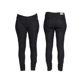Isay Konnie coated jeans