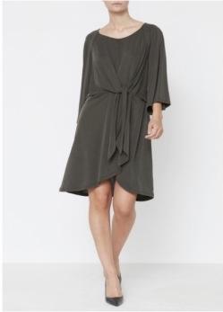 Isay Uli klänning grön - Strl XS