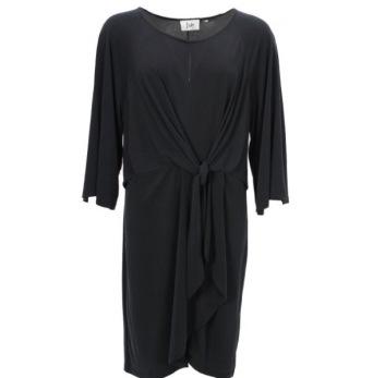 Isay Uli klänning svart - Strl L