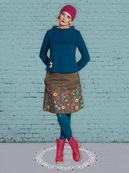 Dumilde Albertas Autumn blus - Strl XS
