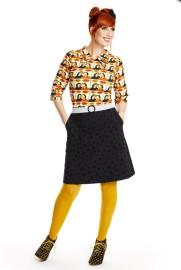 REA Margot Blackbelt kjol