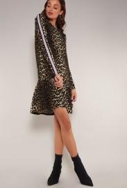 Rut&Circle Leo Rivet dress