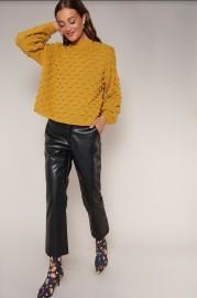 REA Rut&Circle Jacquard sweater