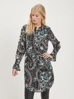 REA Object Pamala skjortklänning - Strl 36