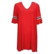 REA Isay Bridget Dress röd - Strl S