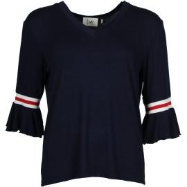 Isay Bridget T-shirt navy