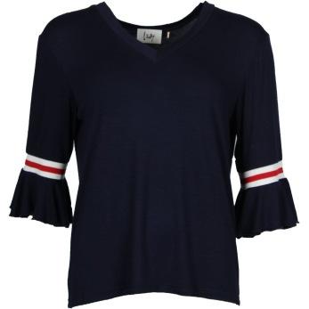 Isay Bridget T-shirt navy - Strl XS