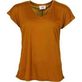 Isay Nugga T-shirt dark mustard