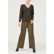Isay Reef pant army green