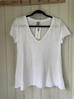 Stail_se T-shirt, vit - Onesize