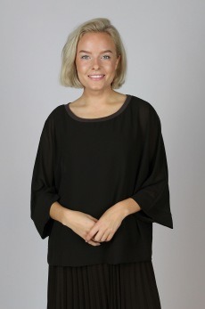 REA Ajlajk Topp brun - Strl M