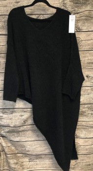 Stail_se tröja Snegla svart - Onesize svart