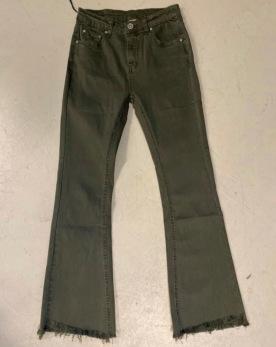 Stail_se jeans gröna - Strl XS