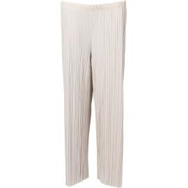 Isay Reef plisserade pants, sand