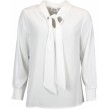 Isay Elitta blus, broken white