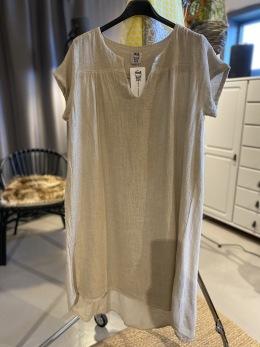 Stail_se klänning/tunika beige - Onesize beige