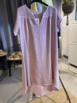 Stail_se klänning/tunika rosa - Onesize rosa