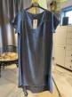 Stail_se klänning/tunika mellanblå - Onesize mellanblå