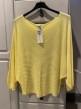 Stail_se stickad tröja, gul - Onesize gul