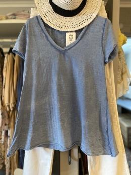 Stail_se t-shirt ljusblå - Onesize ljusblå