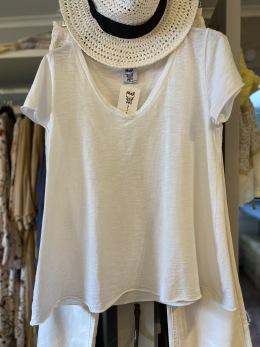 Stail_se t-shirt vit - Onesize vit