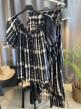 Stail_se Bali batikkjol svart