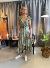 Stail_se Bali klänning grön