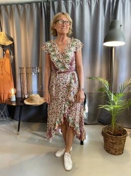 Stail_se Bali klänning rosa - Strl S/M