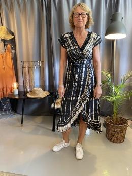 Stail_se Bali klänning svart - Strl S/M