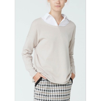 Isay Herla pullover light powder - Strl XS