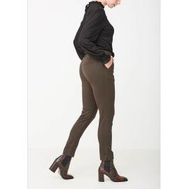 Isay Chino pants mörkbrun