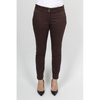 Isay Chino pants mörkbrun - Strl 34