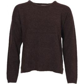 Isay Vilda classic pullover Mörkbrun